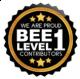 BEE Level 1 Logo